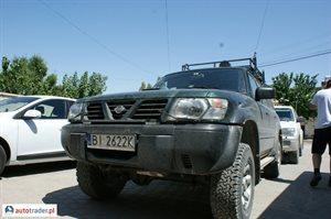 Nissan Patrol 1998 2.8 130 KM