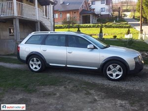 Audi Allroad 2.5 2001 r. - zobacz ofertę