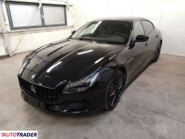Maserati Quattroporte 2018 3.0 430 KM