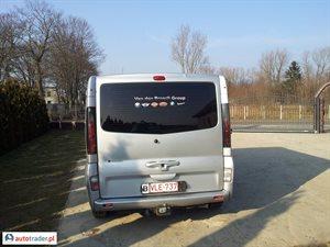 Opel Vivaro 2003 1.9