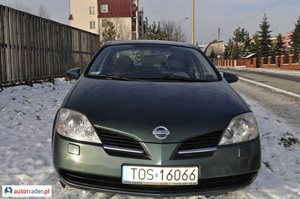 Nissan Primera 2002 1.8 115 KM