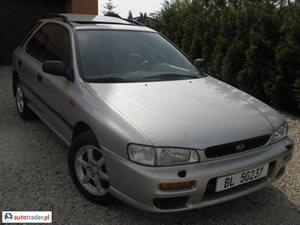 Subaru Impreza 2.0 2000 r. - zobacz ofertę