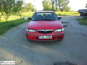 Mazda 626 1.8 1998 r. - zobacz ofertę