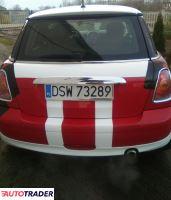 Mini Cooper 2008 1.6 120 KM
