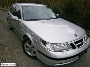 Saab 9-5 2.3 2003 r. - zobacz ofertę