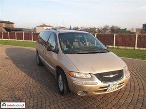 Chrysler Grand Voyager, 2000r. - zobacz ofertę