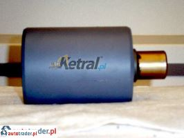 Kubota KX 61-2 rolka podtrzymująca,     PLN