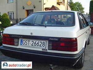 Mazda 626 2.0 1985 r. - zobacz ofertę