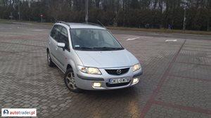 Mazda Premacy, 2000r. - zobacz ofertę