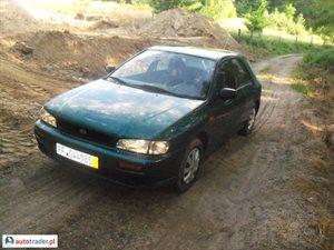 Subaru Impreza 1.6 1999 r. - zobacz ofertę