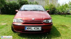 Fiat Siena 1.4 1997 r. - zobacz ofertę