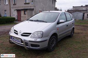 Nissan Almera Tino, 2003r. - zobacz ofertę