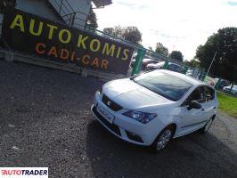 Seat Ibiza 2015 1.2 90 KM