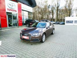 Audi A4 2016 2.0 190 KM