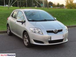 Toyota Auris 2009 1.6 122 KM