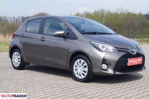 Toyota Yaris 2016 1.3 100 KM
