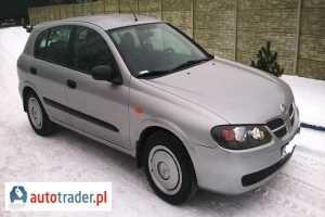 Nissan Almera 2004 kraj,klima sprz-zam 1.5 2004r. - zobacz ofertę