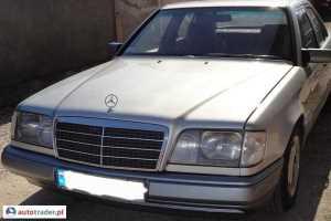 Mercedes W-124 3.0 1987r. - zobacz ofertę