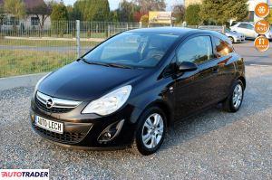 Opel Corsa - zobacz ofertę