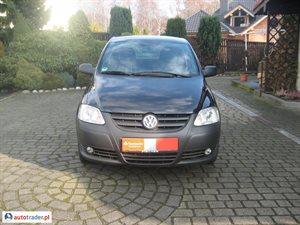 Volkswagen Fox 1.4 2007 r. - zobacz ofertę