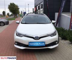 Toyota Auris 2016 1.8 136 KM