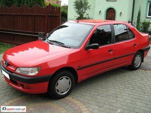Peugeot 306 1.6 1999 r. - zobacz ofertę