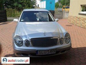 Mercedes 220 2003 2.1 150 KM