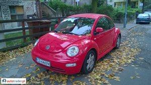 Volkswagen New Beetle 1.9 1999 r. - zobacz ofertę