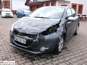 Peugeot 208 2013 1.6