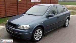 Opel Astra 1.6 1998 r.,   5 300 PLN