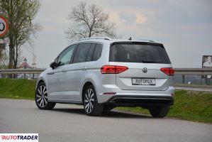 Volkswagen Touran 2017 1.6 116 KM