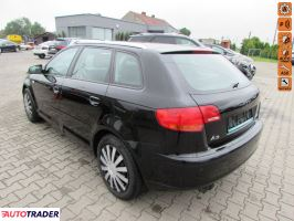 Audi A3 2004 2 200 KM