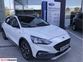 Ford Focus 2020 1 125 KM