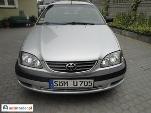 Toyota Avensis 2003 2
