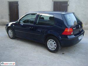Volkswagen Golf 1998 1.4 75 KM