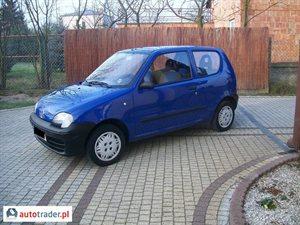 Fiat Seicento, 2003r. - zobacz ofertę