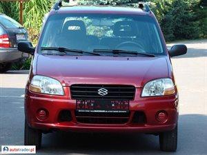 Suzuki Ignis 1.3 2003 r. - zobacz ofertę