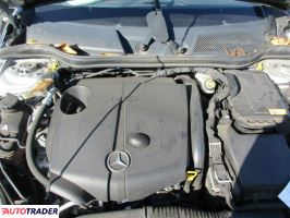 Mercedes Pozostałe 2014 2.2 136 KM