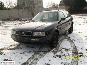 Audi 80 1993 2.3 136 KM