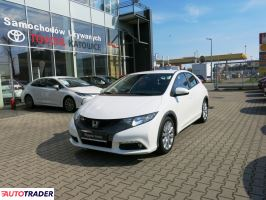 Honda Civic 2013 1.8 142 KM