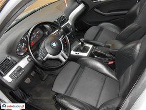 BMW 325, 2002r. - zobacz ofertę