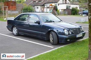 Mercedes 200 2.0 2001 r. - zobacz ofertę