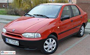 Fiat Siena 1.2 2000 r. - zobacz ofertę