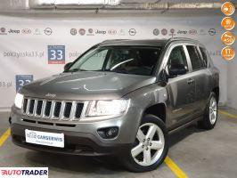 Jeep Compass - zobacz ofertę