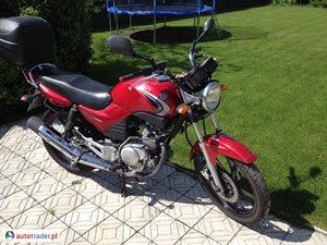 Yamaha YBR 2007
