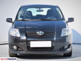 Toyota Auris 2007 2.0 124 KM