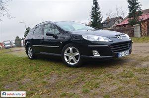 Peugeot 407, 2006r. - zobacz ofertę