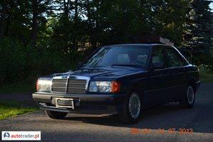 Mercedes W-201 (190) 2.0 1990 r. - zobacz ofertę
