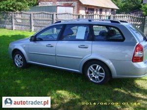 Chevrolet Nubira 1.8 2005 r. - zobacz ofertę