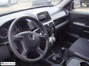 Honda CR-V 2002 2.0 150 KM